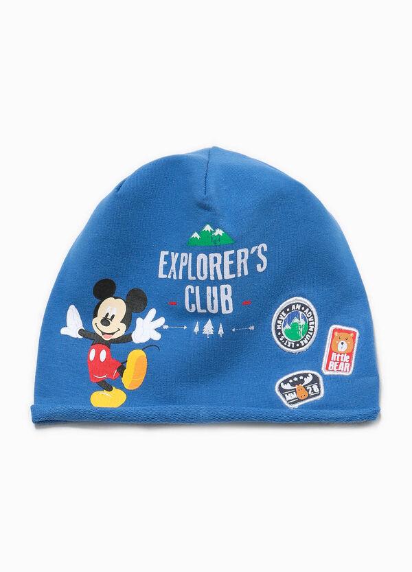 Cappello a cuffia stampa Mickey Mouse | OVS