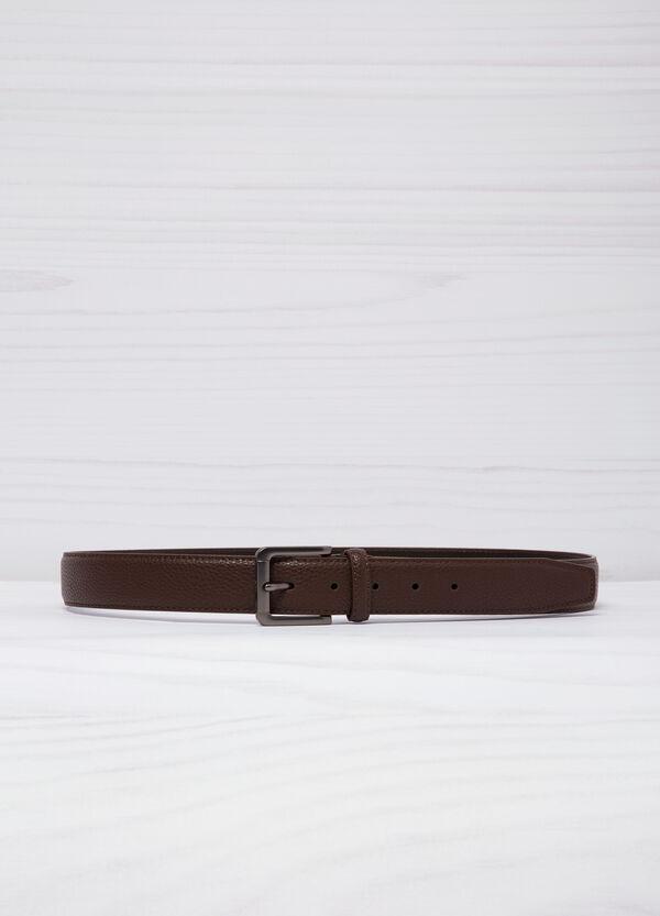 Cintura similpelle martellata | OVS
