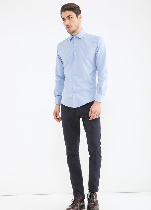 Camicia puro cotone slim fit | OVS
