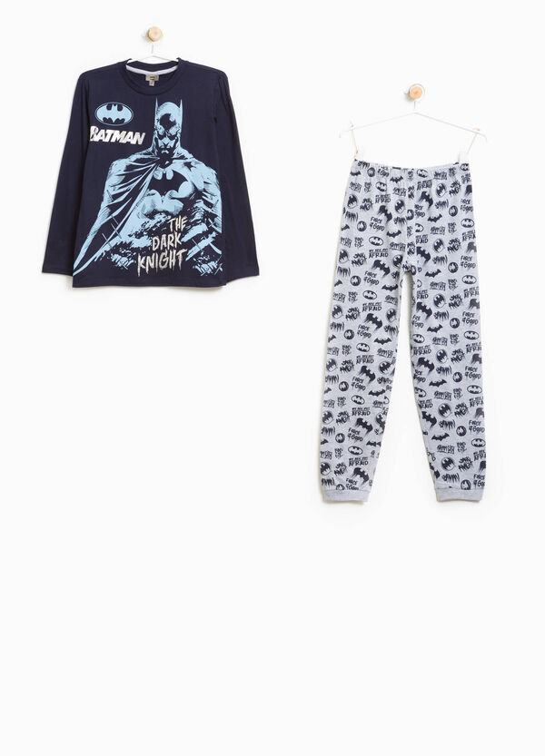 100% cotton pyjamas with Batman pattern | OVS