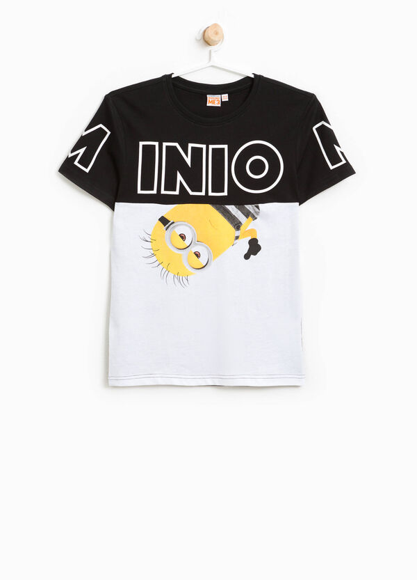 T-shirt in cotone stampa Minions | OVS