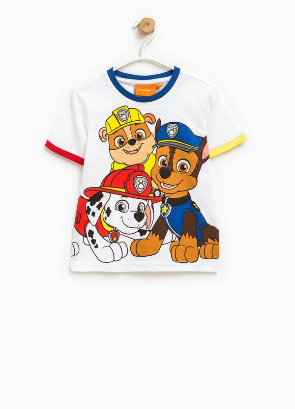 Round neck T-shirt with Paw Patrol print   OVS