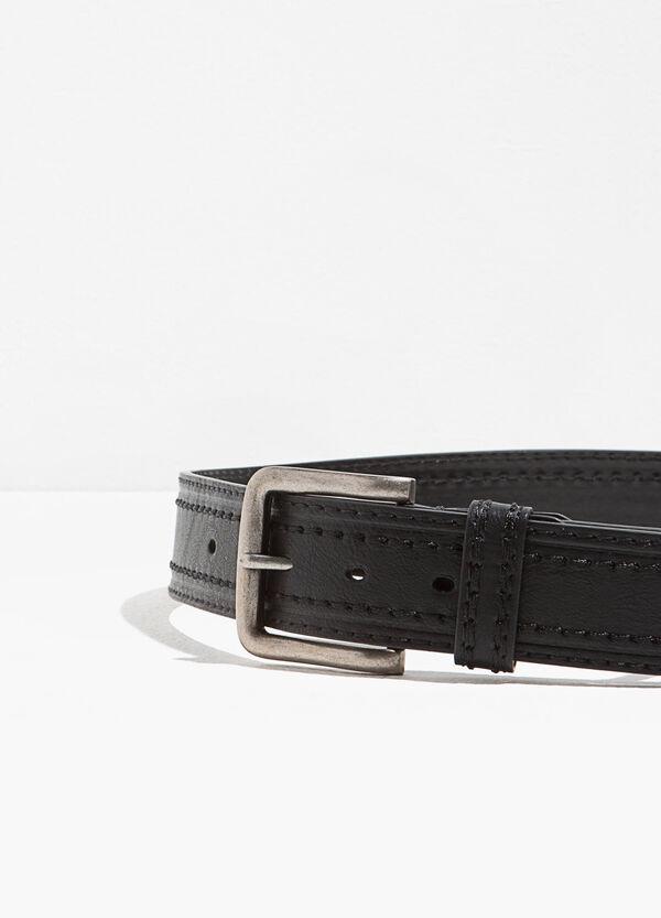 Seam with tone-on-tone stitching | OVS
