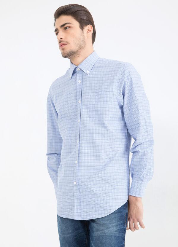 Camicia puro cotone regular fit   OVS