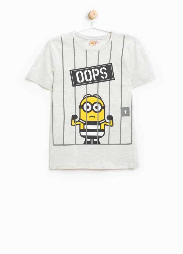 T-shirt in cotone maxi stampa Minions | OVS