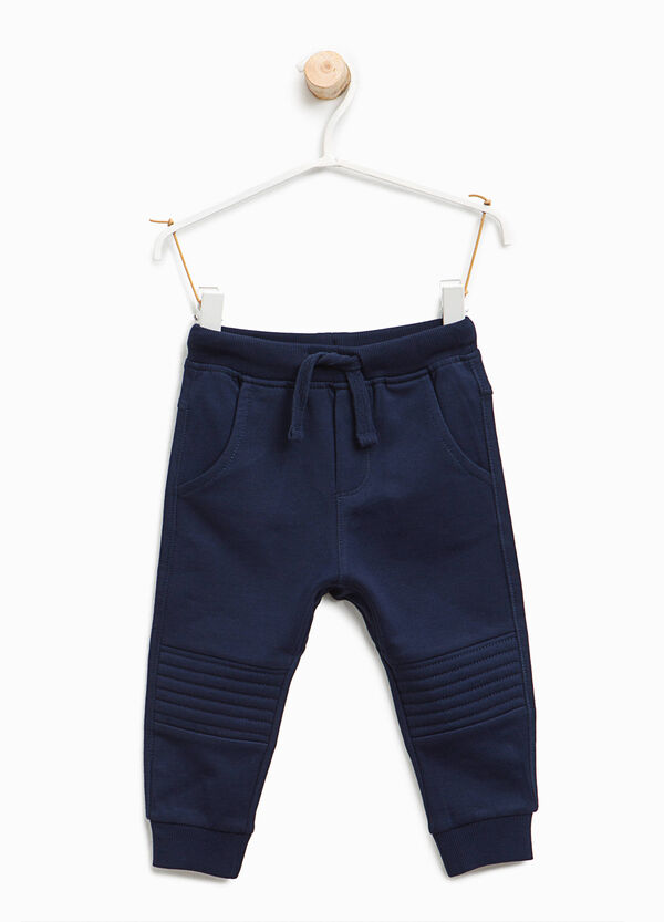 Joggers with stitching | OVS