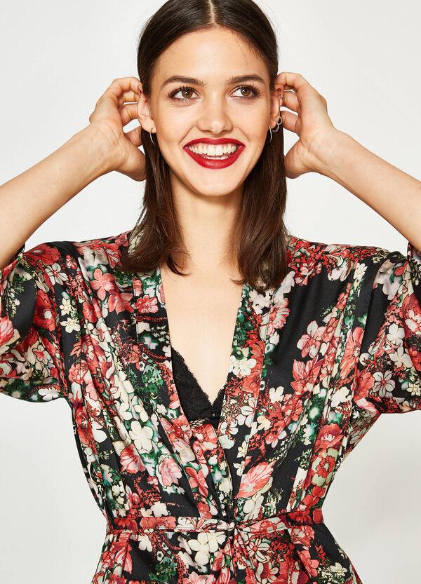 Camicetta con maniche a kimono | OVS
