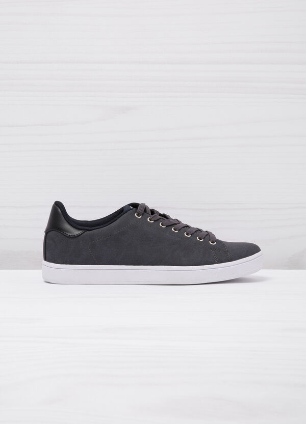Sneakers basse similpelle | OVS