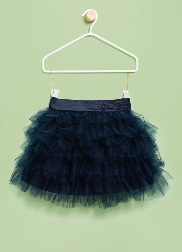 Gonna in tulle a balze | OVS