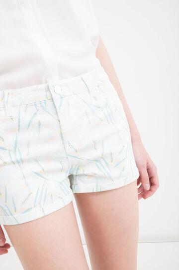 Shorts stretch cinque tasche