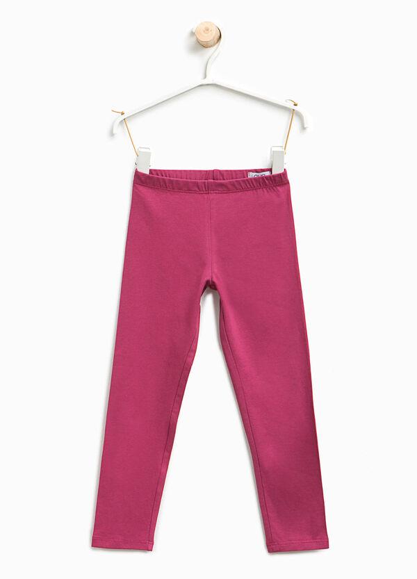 100% cotton leggings | OVS