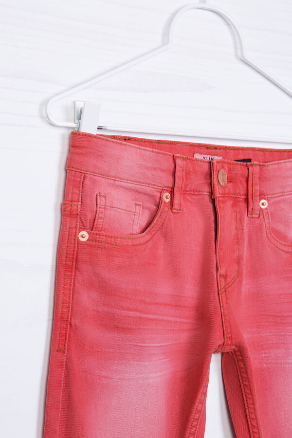 Jeans stretch effetto used   OVS