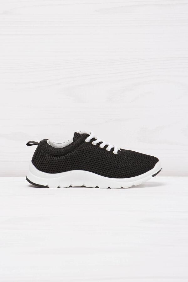 Sneakers traforate con lacci   OVS
