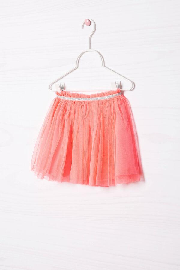 Lined openwork skirt | OVS