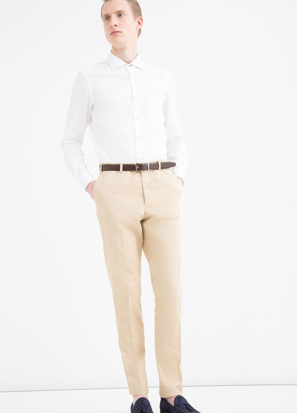 Pantaloni puro cotone Rumford | OVS