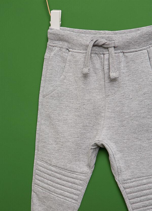Pantaloni tuta impunturati | OVS