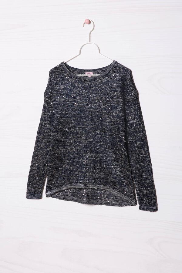 Pullover tricot misto cotone | OVS