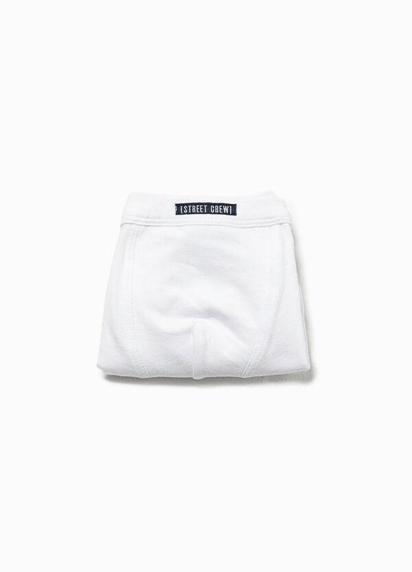 Boxer in cotone organico con patch | OVS