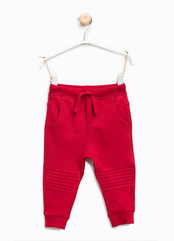 Pantaloni tuta con impunture | OVS