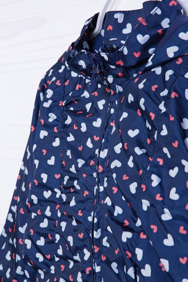 Giacca stampata con cappuccio | OVS