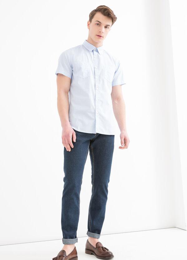 Camicia puro cotone a righe G&H   OVS