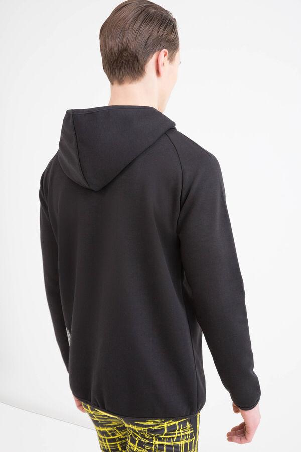 Cotton blend gym hoodie | OVS