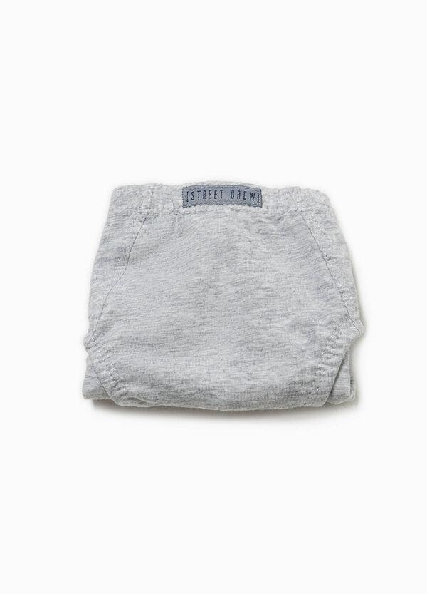 Slip in cotone stretch con patch | OVS