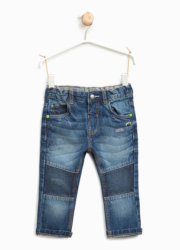 Jeans used con inserti | OVS
