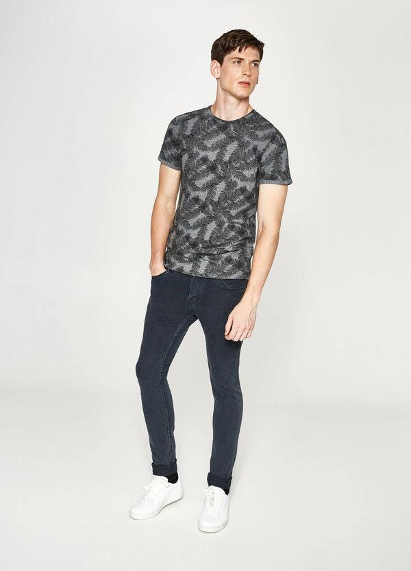 T-shirt fantasia piume   OVS
