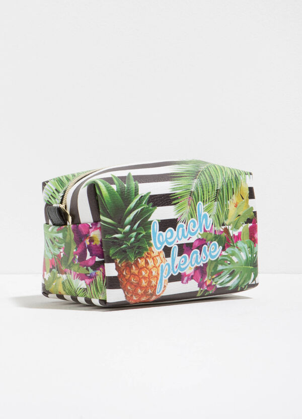 Beauty bag with all-over print   OVS