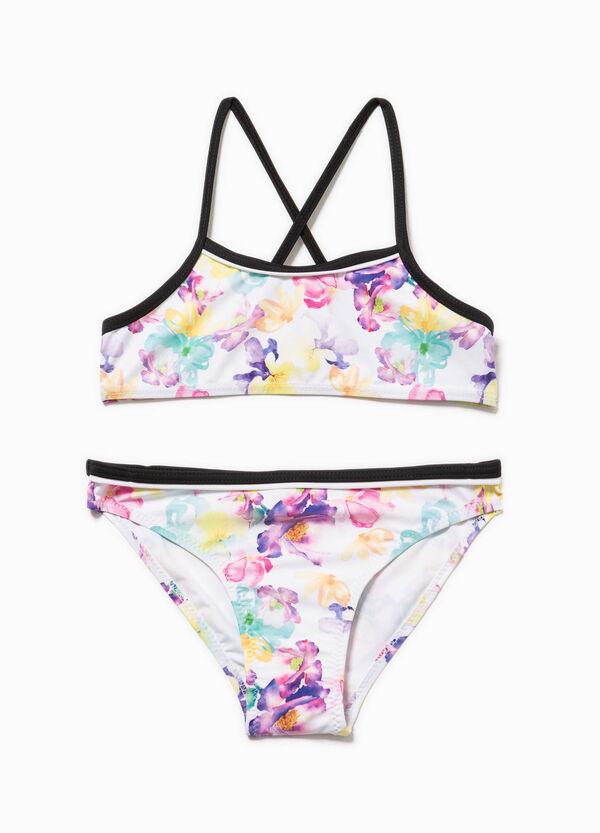 Bikini stretch fantasia floreale   OVS
