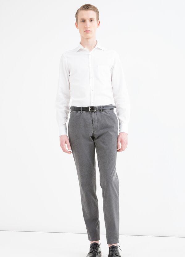 Pantaloni cotone stretch Rumford | OVS
