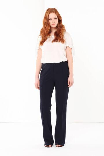 Pantaloni a zampa Curvyglam