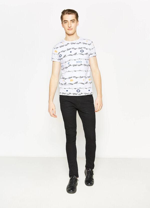T-shirt in puro cotone fantasia G&H | OVS