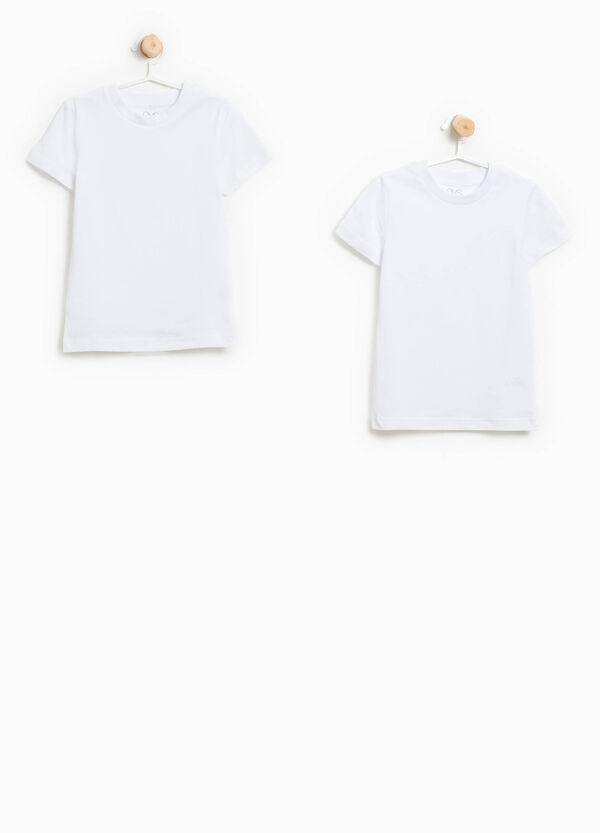 Set due t-shirt intime cotone organico | OVS