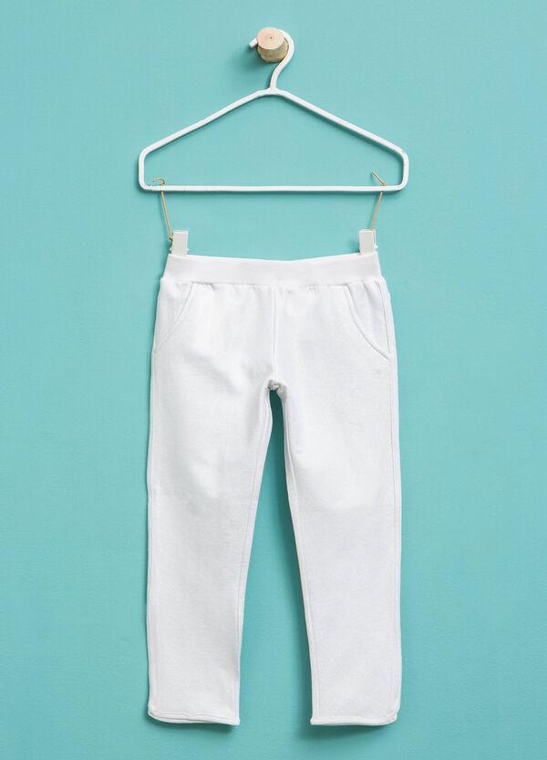 Pantaloni stretch glitterati | OVS