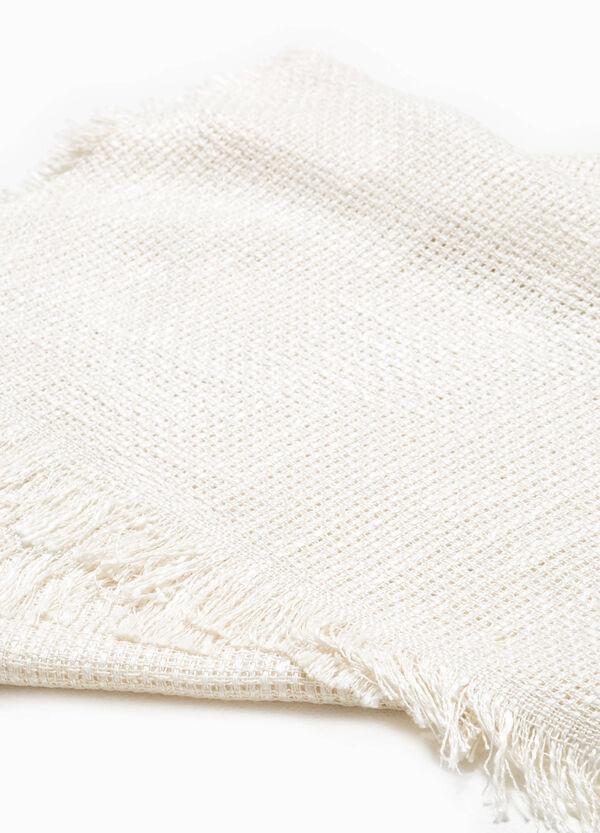 Sciarpa in pura viscosa tricot | OVS
