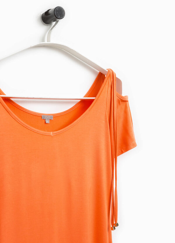 Camiseta con tiras Smart Basic | OVS