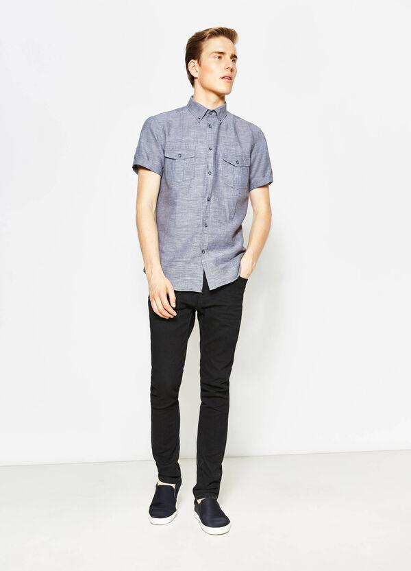 Camicia casual regular fit button down   OVS
