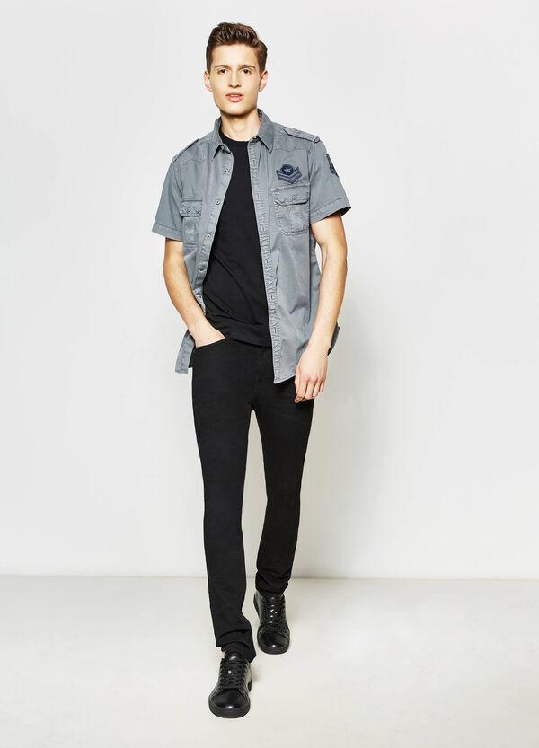 Camicia casual in twill di cotone G&H | OVS