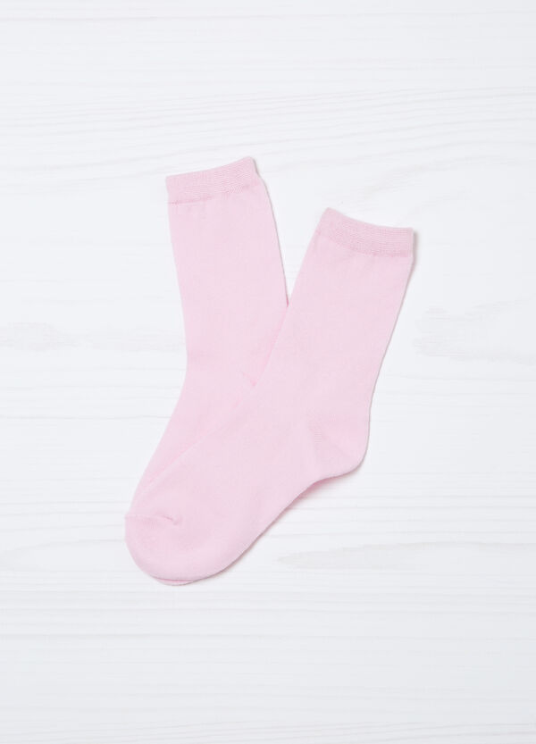 Five-pair pack stretch socks | OVS