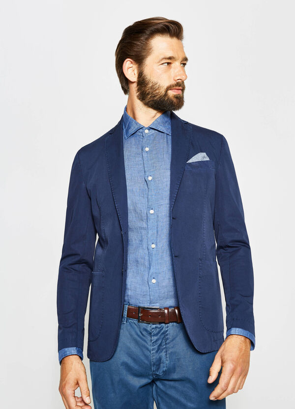Cotton twill Rumford jacket | OVS