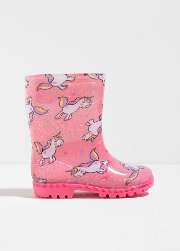 Stivali da pioggia fantasia unicorni | OVS