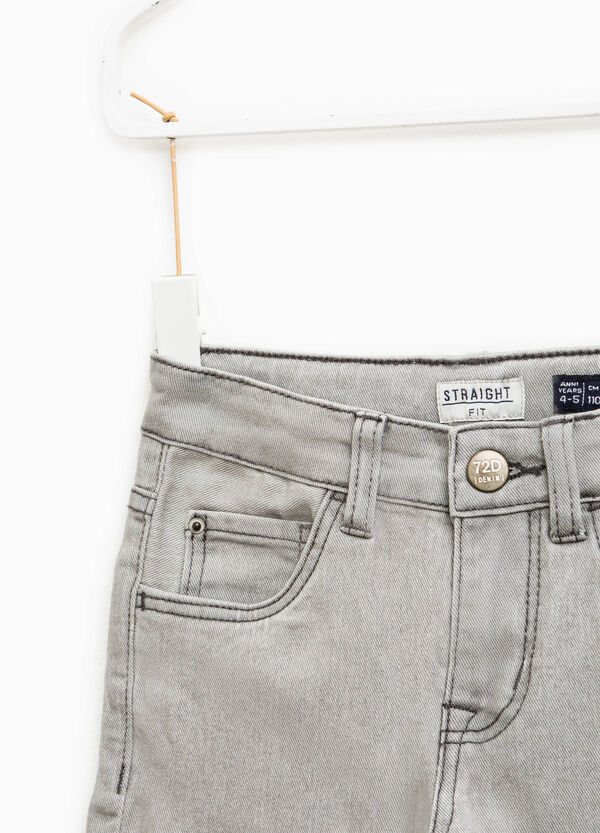 Jeans straight fit stretch | OVS