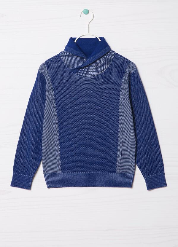 Pullover tricot puro cotone   OVS