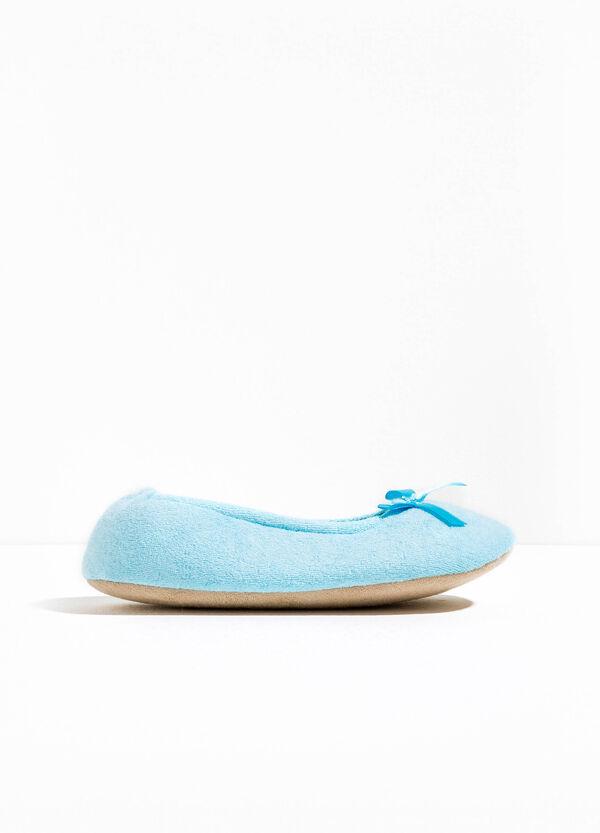 Terry ballerina slippers | OVS