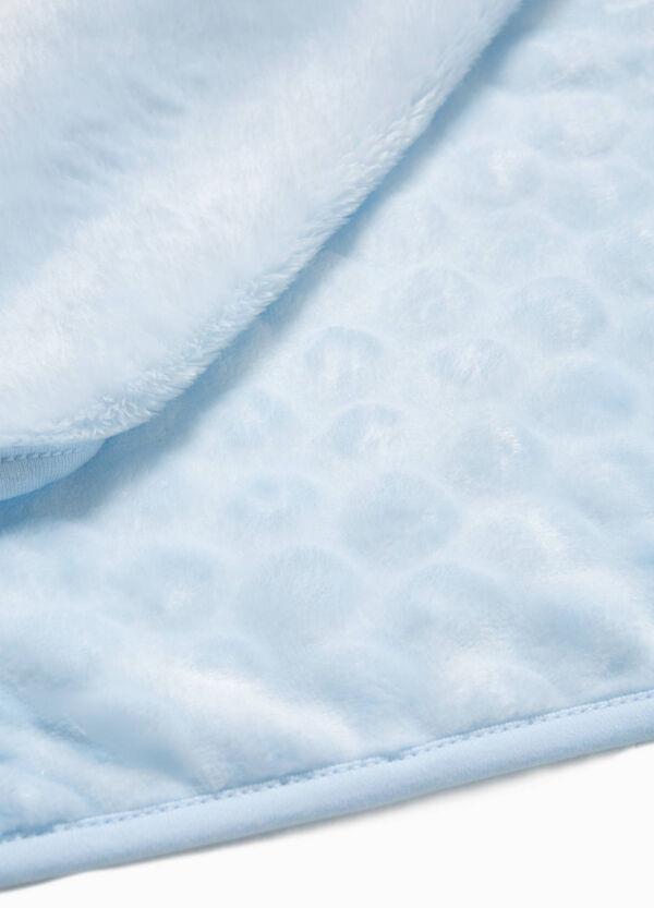 Faux fur crib blanket | OVS