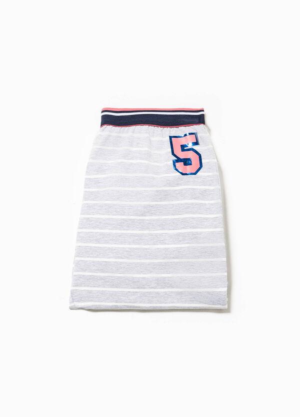 Pantalone pigiamain cotone a righe   OVS