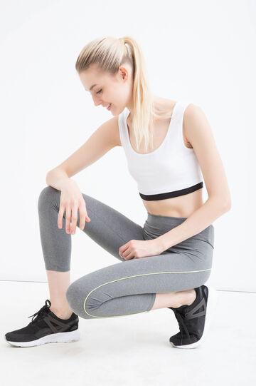 Stretch gym leggings