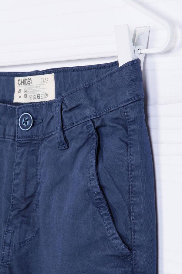 Pantaloni chino in cotone stretch   OVS